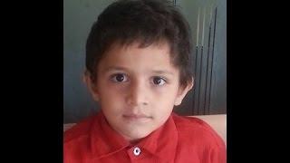 طفل عمره 3 سنوات يختصر سيرة النبي محمد عليه السلام ببعض ابيات من الشعر ما شاء الله تبارك الله