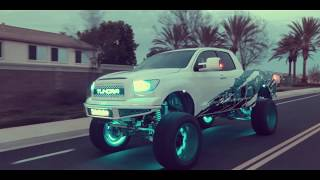 "2008 Toyota Tundra Double Cab 12"" Bullet Proof Lift 24x14 RBP Wheels 40"" Tires"