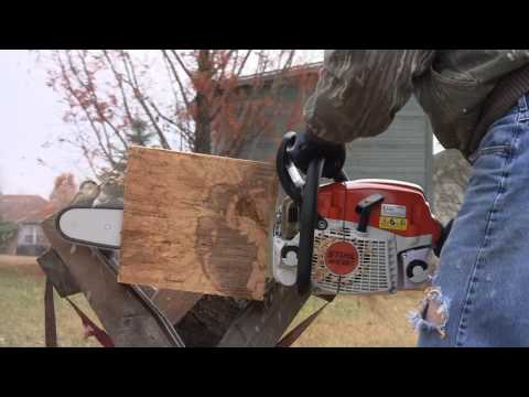 Stihl MS261 Compare Bigger Carb