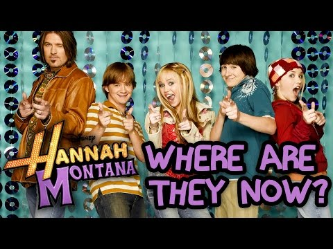 Hannah Montana Cast: Where Are They Now? video