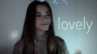 Lovely | Billie Eilish | cover