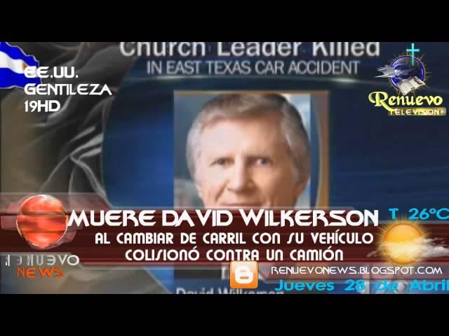 MUERE DAVID WILKERSON