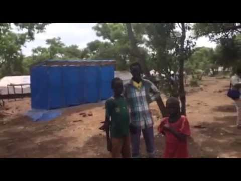 Ethiopia: Crossing the border from South Sudan 2/2