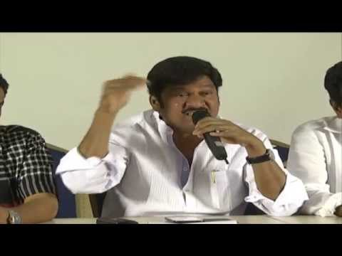 Rajendra Prasad Panel Pressmeet about MAA Elections 2015 live event