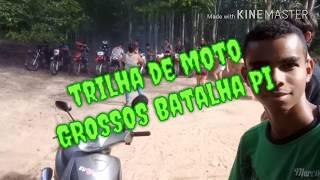Trilha de moto em Grossos Batalha PI