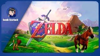 🔵(4)В поисках хрени)►The Legend of Zelda: Ocarina of Time 3D