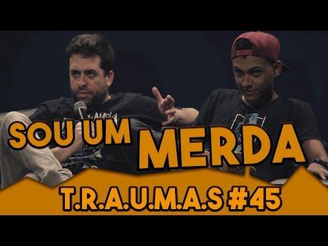 T.R.A.U.M.A.S. #45 - Juão Paulo e Mução (Natal - RN) Vídeos de zueiras e brincadeiras: zuera, video clips, brincadeiras, pegadinhas, lançamentos, vídeos, sustos