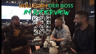 Kollegah der Boss im Interview ! Stars and Cars | Folienprinz