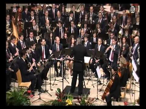 Sinfonia n 8 - I - David Maslanka - CIM La Armonica de Buñol  - El Litro - Certamen Altea 2010