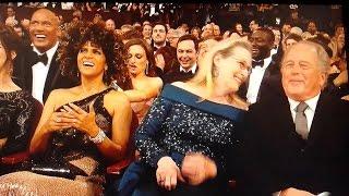 JIMMY KIMMEL DUMPS TRUMP, PRAISES MERYL STREEP at the 89th Academy Awards. LoL!