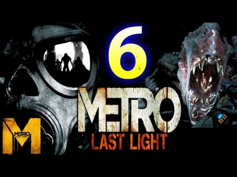 Metro Last Light: Theater naked Woman Taking Shower Ester Egg betrayal Walkthrough Part 6 video