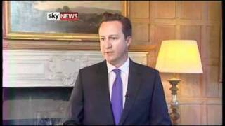 Osama Bin Laden is dead, British Prime Minister Reaction, May 2 2011