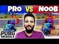 SİZE MAÇ KAYBETTİREN 13 SEBEP! PUBG Mobile Taktikler Pro vs Noob