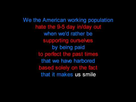 Aesop Rock - 9-5ers Anthem