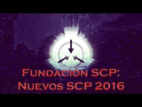 Fundación SCP: Nuevos SCP 2016