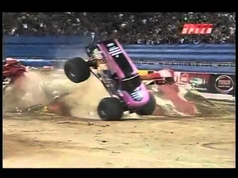 Monster Jam Crashes and Carnage Music Videos