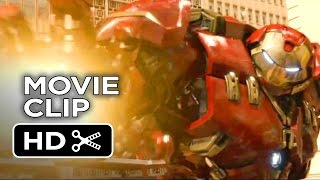 Avengers: Age of Ultron Movie CLIP - Hulkbuster (2015) - Robert Downey Jr. Movie HD