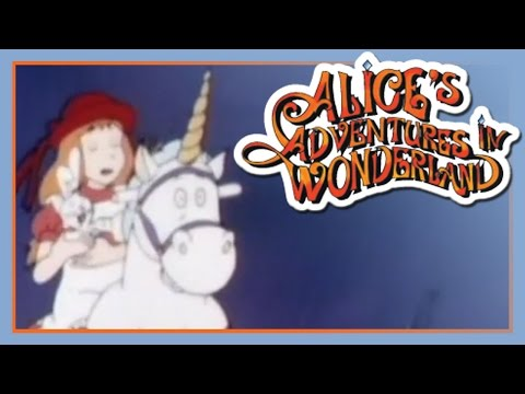 Alice in Wonderland - Episode 14 - The Lion and the Unicorn