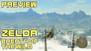 [PREVIEW] The Legend of Zelda: Breath of the Wild - ITA
