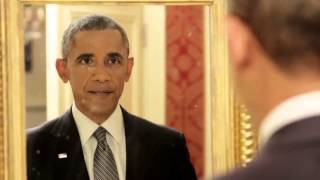 El divertido video de Obama