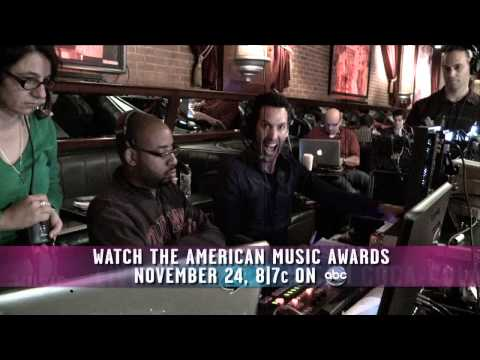Lights, Cameras, Fashion & Nominations! - AMAs 2013 BTS