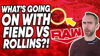 Why WWE Raw Just Got Great! Seth Rollins Vs Bray Wyatt! WWE Raw, Oct. 21, 2019 Review! | WrestleTalk