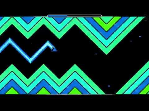 Misc Computer Games - Geometry Dash - Hexagon Force