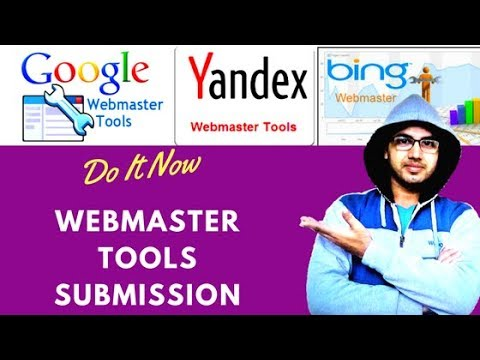 SEO & Blogging Tips - Webmaster Tools Submission | Make your steps closer to Rank 1 #Okeyravi