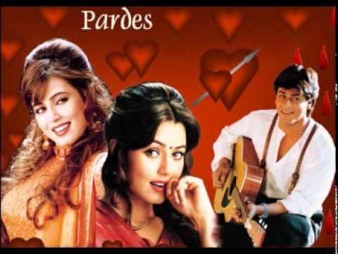 Pardes - Meri Mehbooba (hq Audio) video