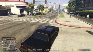 GTA V Online Game Play Random