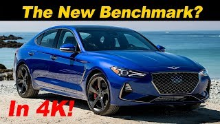 2019 Genesis G70 - The War Is On