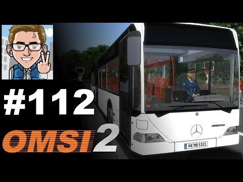[Lets Play] Omsi 2 #112 - Müde durch Städtedreieck mit dem Citaro Ü