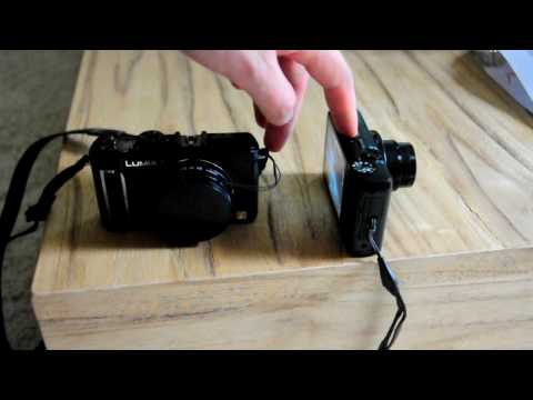 Panasonic LX3 vs. Canon S90 Music Videos