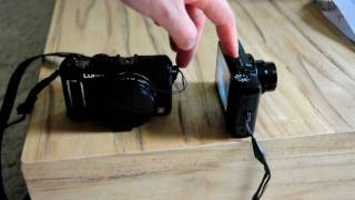Panasonic LX3 vs. Canon S90