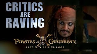 If the Worst Pirates of the Caribbean: Dead Men Tell No Tales Reviews Appeared In Its Trailer