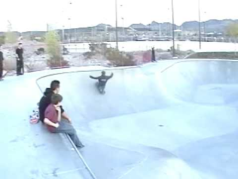 Dave DeLuna - Sacrifice Skateboards