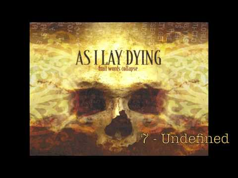 As I Lay Dying - Frail Words Collapse (album)