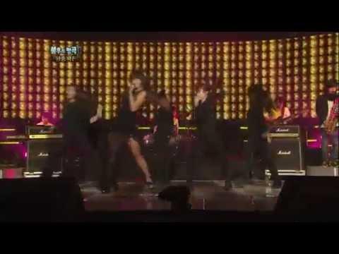 [HIT]불후의명곡2(Immortal Songs 2)-효린(hyolyn, Sistar)  그때 그 사람20111119 KBS