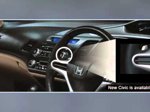 Honda Civic Models in India Honda Civic Model
