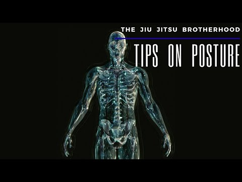 Brazilian Jiu Jitsu: Tips on Posture | Jiu-Jitsu Brotherhood Image 1