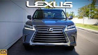 2020 Lexus LX 570: FULL REVIEW | A True $100,000 Luxury TANK!