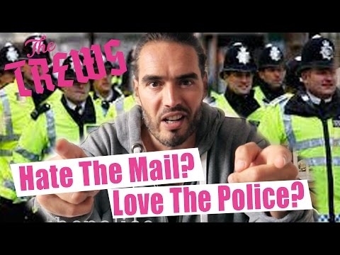Austerity March: Hate The Mail? Love The Police? Russell Brand The Trews (E346)