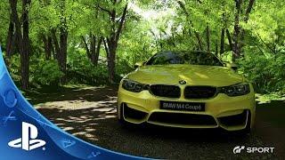 Gran Turismo Sport - Gameplay Unveil Trailer   PS4