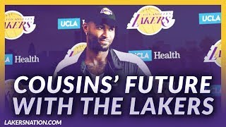 Lakers Nation Previews: Demarcus Cousins & His Future With The Lakers