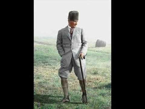 Yiğidim Aslanım-Atatürk