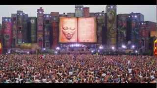 R�trospective vid�o de Tomorrowland 2012