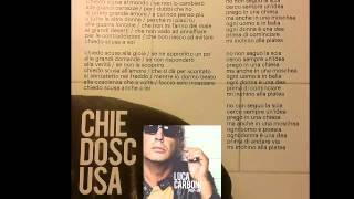 CHIEDOSCUSA - Luca Carboni POP-UP