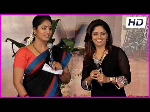 Venkatesh Drishyam Movie Press Meet - Meena, Nadhiya,Naresh (HD)