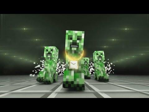 Топ 5 лучших песен minecraft!!