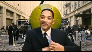 Men In Black 3 Clip Turn Your Cell Phone Off Official 2012 [1080 HD] - Will Smith